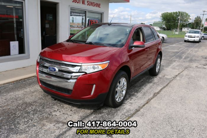 2013 Ford Edge Limited LTD