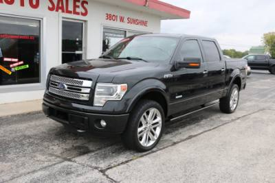 2013 Ford F-150 Limited LTD