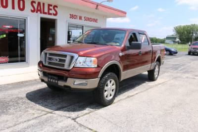 2005 Ford F-150 King Ranch XLT