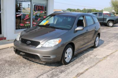 2004 Toyota Matrix Std