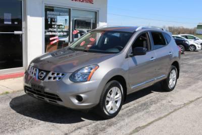 2015 Nissan Rogue Select SV