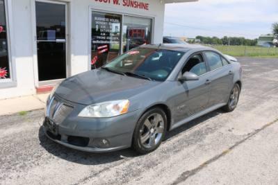 2009 Pontiac G6 GXP w/1SA *Ltd Avail*
