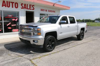 2015 Chevrolet Silverado 1500 Texas Edition