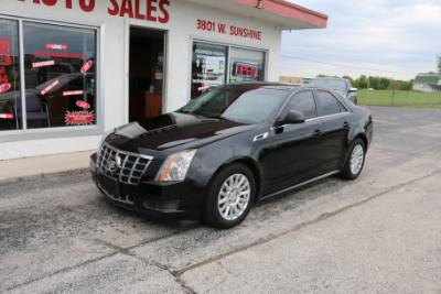 2012 Cadillac CTS 4 Luxury 3.0