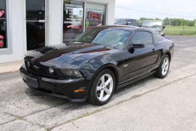 2012 Ford Mustang GT Premium