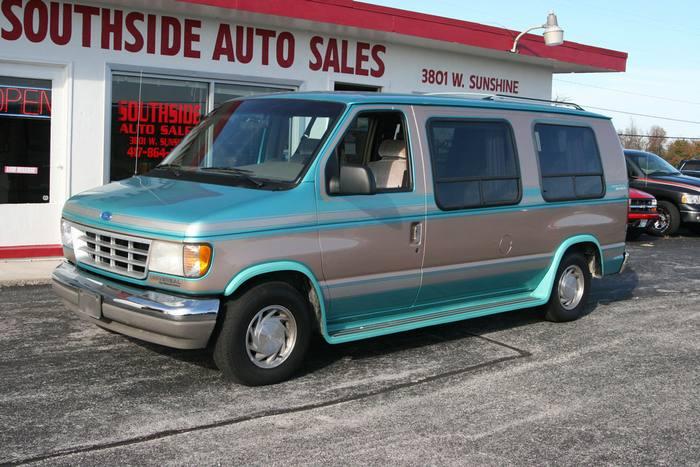 1994 Ford E150 Universal Conversion