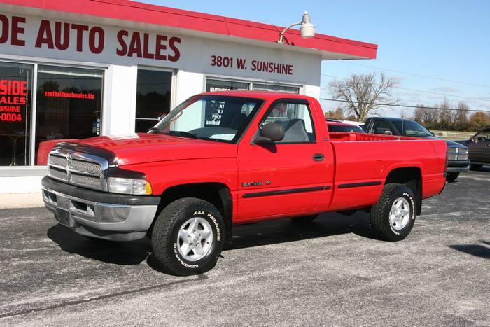 1999 Dodge Ram 1500 SLT