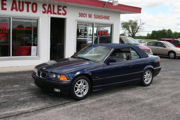 1996 BMW 3-Series