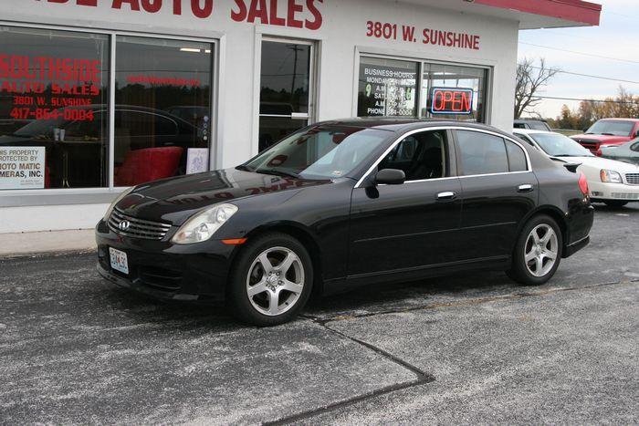 2003 Infiniti G35 Sedan
