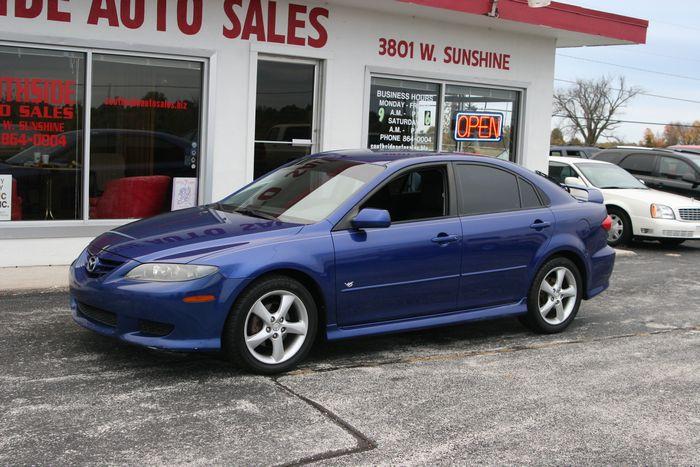 2005 Mazda Mazda6 Sport s