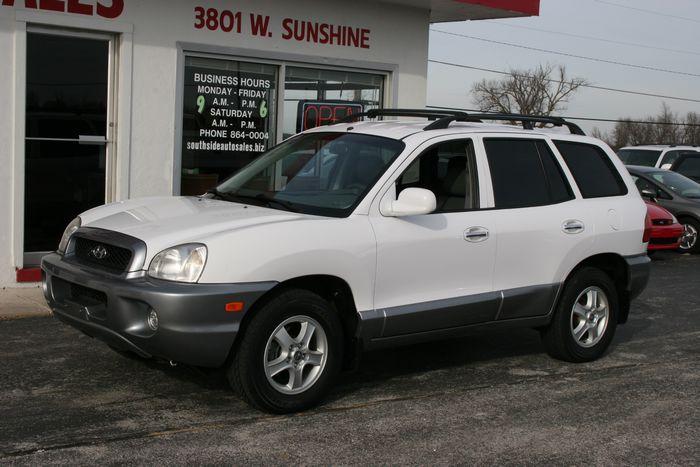 2002 Hyundai Santa Fe GLS/LX
