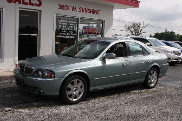 2004 Lincoln LS Pkg