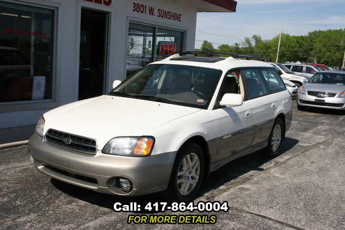 2000 Subaru Legacy Wagon Outback Ltd