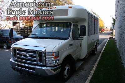 2013 Ford 2013 Ford E-450 Shuttle Bus Limo Limousine Party B E450