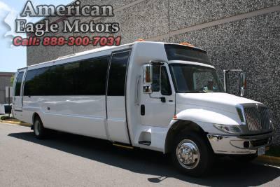 2010 International Bus KK38 krystal KK38 w/Lift