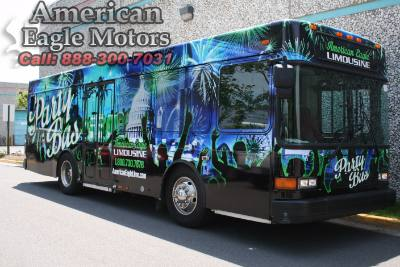 1999 Gillig party bus