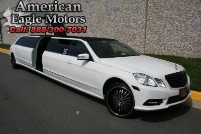 2012 Mercedes-Benz E-Class limousine /