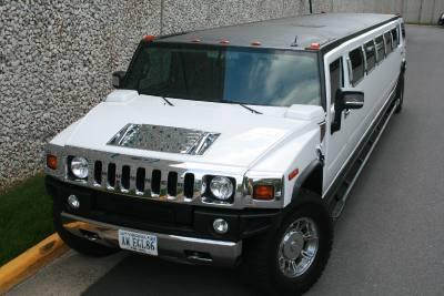 2006 Hummer H2 Limousine