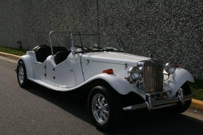 1952 MG Replica Limousine