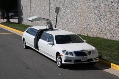 2012 Mercedes Benz 10 passenger E350 limousine Stretch Limousine E350 Benz limousine
