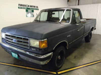 1989 Ford 1/2 Ton Trucks XLT