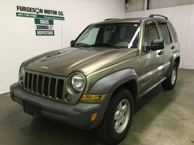2005 Jeep Liberty Sport 4x4