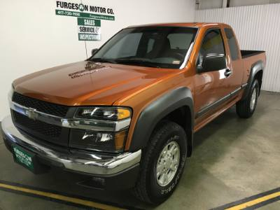 2004 Chevrolet Colorado LS Z71