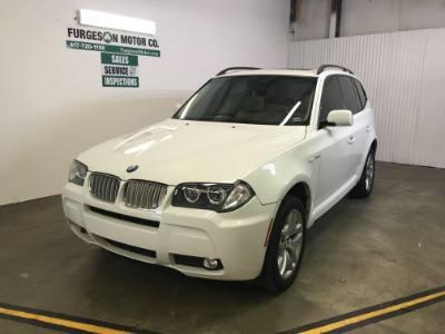 2007 BMW X3 3.0si