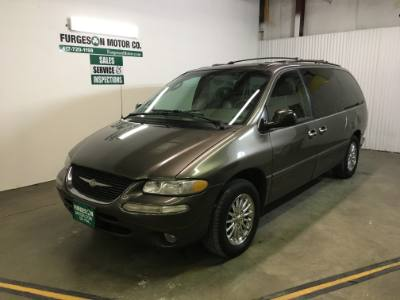 1999 Chrysler Town & Country Limited