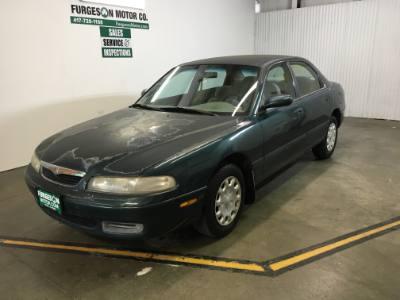 1997 Mazda 626 DX