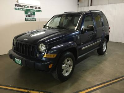 2006 Jeep Liberty 65TH anniversary Ed