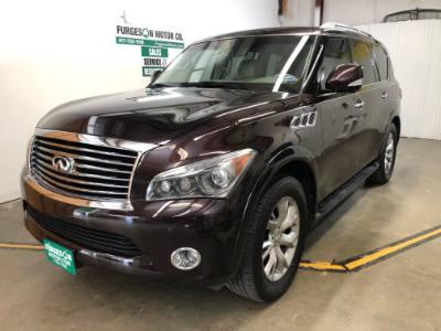 2011 INFINITI QX56 7-passenger