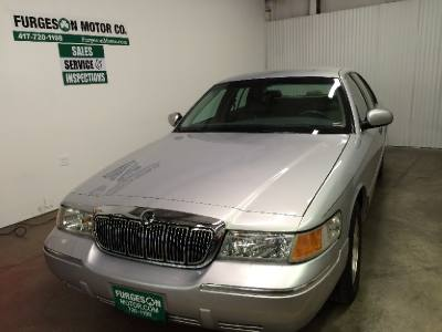 2002 Mercury Grand Marquis LS Premium/LSE/LS Ultimate