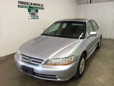 2002 Honda Accord Sdn EX w/Leather