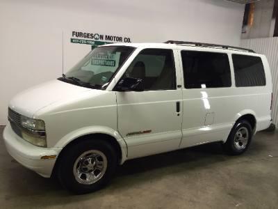 2002 Chevrolet Astro Passenger AWD