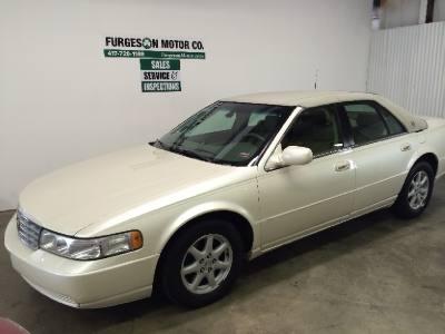 2001 Cadillac Seville Luxury SLS w/Monochrome Pkg