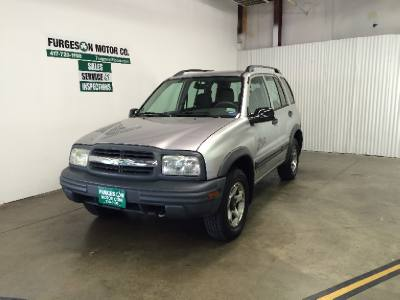 2001 Chevrolet Tracker ZR2