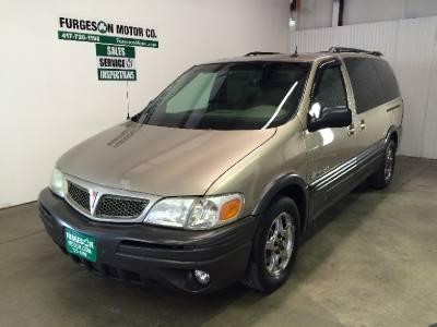 2004 Pontiac Montana w/1SX Pkg