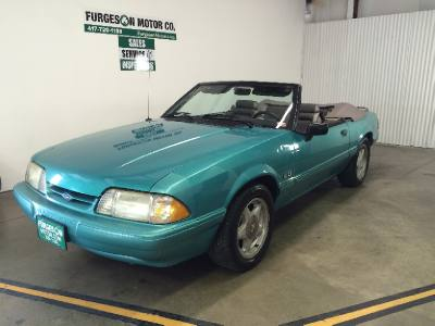 1992 Ford Mustang Convertible LX