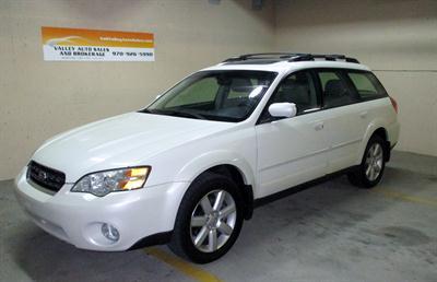 2006 Subaru Legacy Wagon Outback 2.5i Ltd