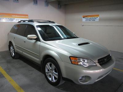 2007 Subaru Legacy Wagon Outback XT Ltd