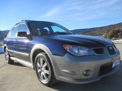 2006 Subaru Impreza Wagon Outback Sport