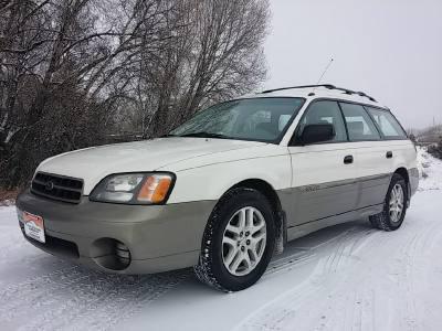 2001 Subaru Outback AWD Wagon Rocky Mountain Edition - 5spd Manual