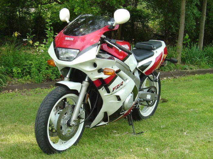 1992 Yamaha FZR600R