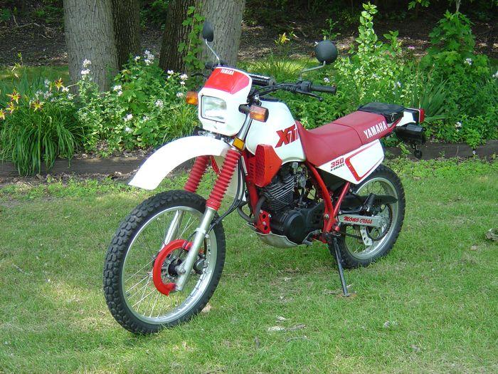 1988 Yamaha XT350