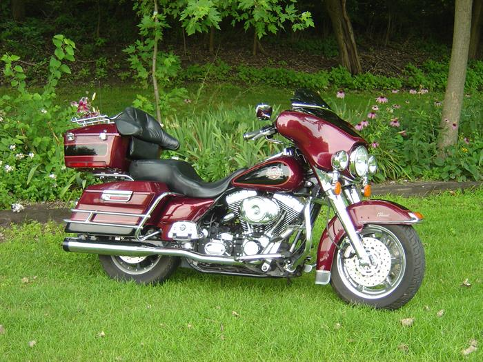 2001 Harley-Davidson FLHTCI Electra Glide Classic