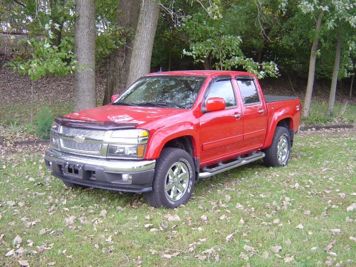 2010 Chevrolet Colorado LT w/2LT