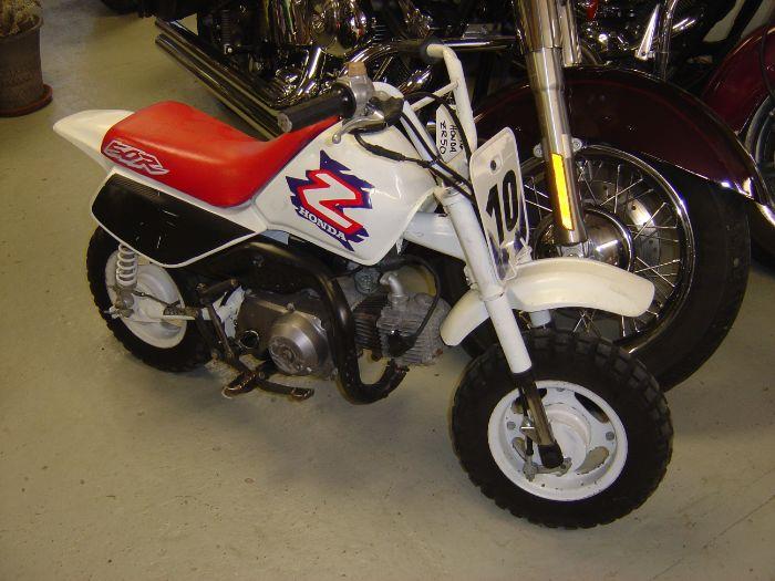 1996 Honda Z50R