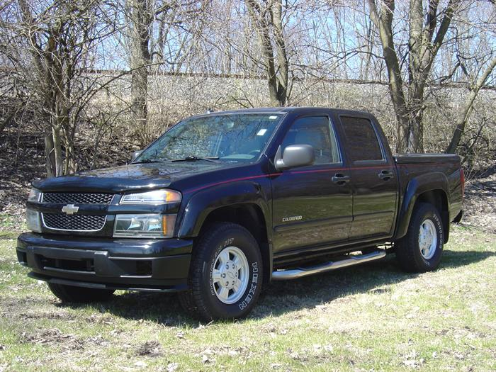 2004 Chevrolet Colorado 1SB LS Z85