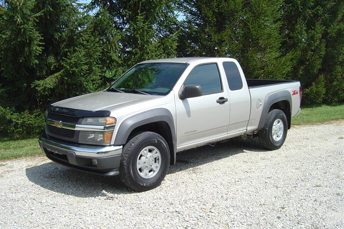 2005 Chevrolet Colorado LS Z71